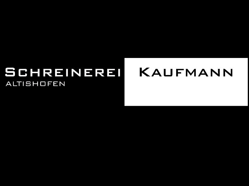 Kaufmann Schreinerei AG